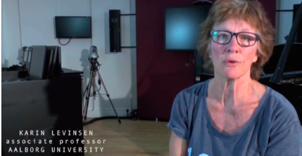 Research project : Distance Learning at The Royal Danish Academy of Music.